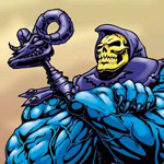 Skeletor Masters of the Universe Illustration