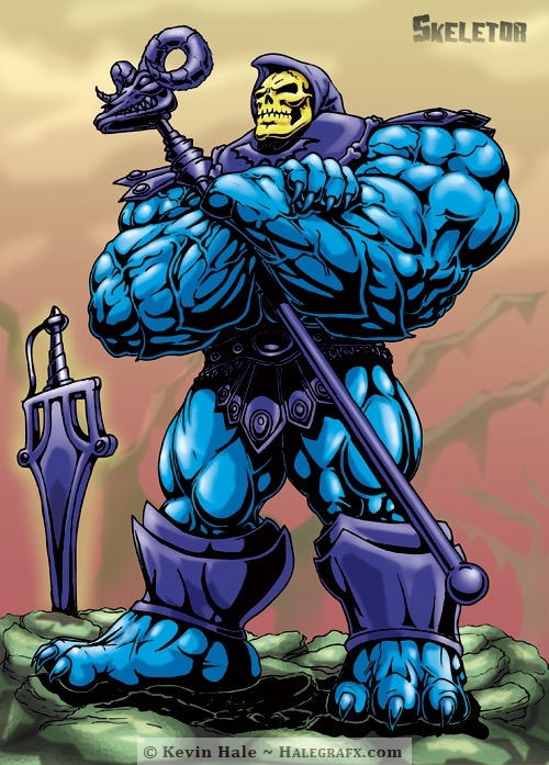 Skeletor - He-man and the Masters of the Universe