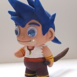 Breath of Fire 4 Custom Creatology Vinyl Figure