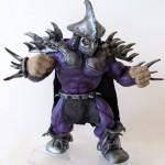 Super Shredder Custom Figure