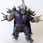 Super Shredder Custom Figure