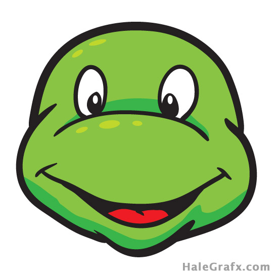 PTM Ninja Turtle 2 FREE TMNT Pin the Mask on the Ninja Turtle Printable
