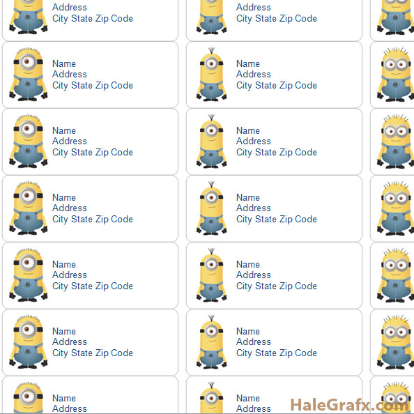 Printable Despicable Me Invitations is beautiful invitations layout
