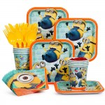 Minion Party supplies and accessories
