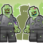 Free lego zombie graphics and printables