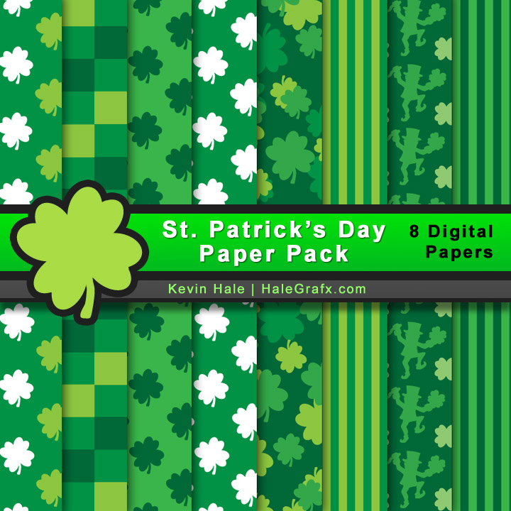 Research paper for saint patrick