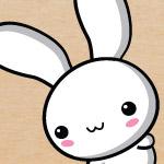Free bunny graphics and printables