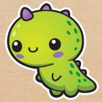 Free dinosaur graphics and printables