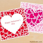 Free Printable Valentine's Day Art