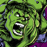 Free Hulk graphics and printables