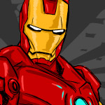 Free Iron Man graphics and printables