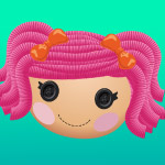 Free lalaloopsy graphics and printables