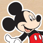 Free Mickey Mouse graphics and printables