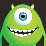 Free Monsters Inc. graphics and printables
