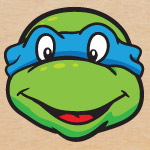Free Ninja Turtles graphics and printables