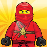 Free Ninjago graphics and printables