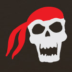 Free Pirate graphics and printables