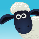 Free Shaun the Sheep graphics and printables