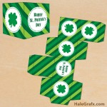 FREE Printable St. Patrick's Day Treat Box
