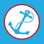 Free Anchors Aweigh graphics and printables