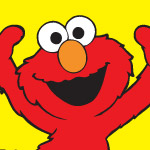 Free Elmo graphics and printables