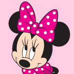 Free Minnie Mouse graphics and printables