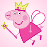 Free Peppa Pig graphics and printables