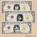 FREE Printable LEGO Movie Play Money