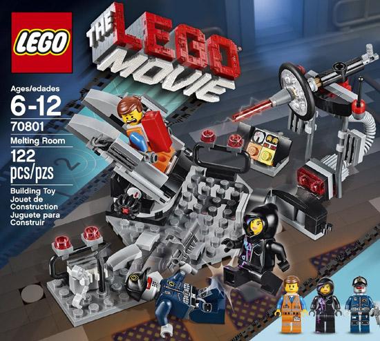 LEGO-Melting-Room