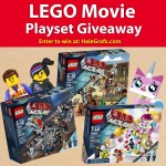 The LEGO Movie Playset Giveaway