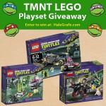 Teenage Mutant Ninja Turtles LEGO Playset Giveaway