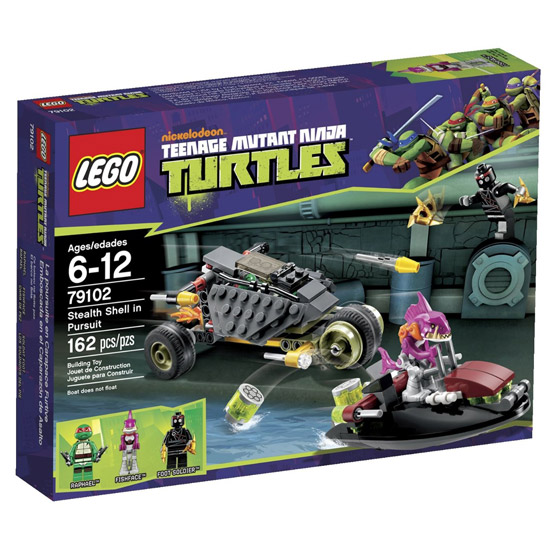 Teenage Mutant Ninja Turtles LEGO Playset Giveaway