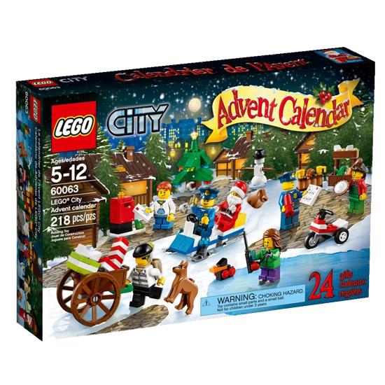 Lego-City-Advent-Calendar