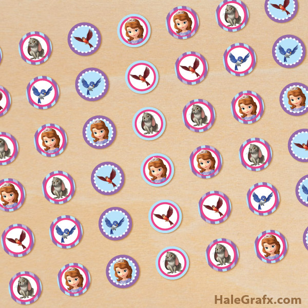 sofia-first-candy-stickers
