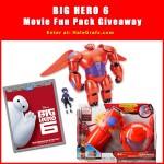The Big Hero 6 Movie Fun Pack Giveaway