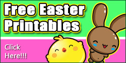 Get Free Easter Printables and Graphics