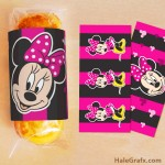 FREE Printable Minnie Mouse Twinkies Wrappers