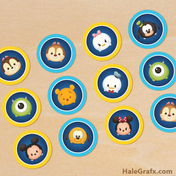 This is a photo of Clever Tsum Tsum Free