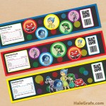 FREE Printable Inside Out Water Bottle Labels