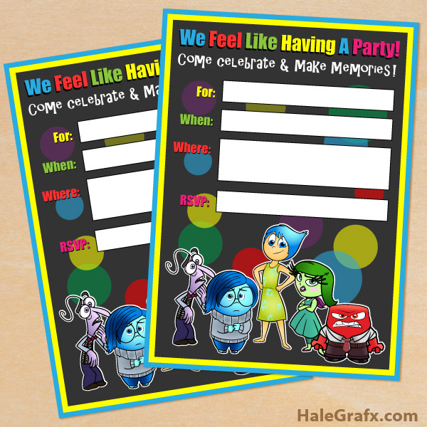 Zombie Invitations is awesome invitations template