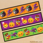 FREE Printable Halloween Shopkins Water Bottle Labels