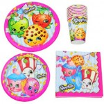 Shopkins party accessories