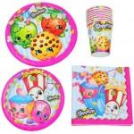 Shopkins party accessories