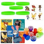 Zootopia party suppies and accessories