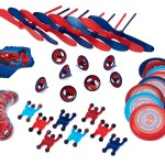 photograph about Free Printable Cupcake Wrappers and Toppers With Spiderman identify Cost-free Printable Spider-guy Cupcake Toppers