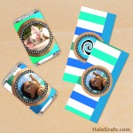 FREE Printable Moana Mini Candy Bar Wrappers