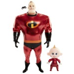 Incredibles 2 Figure set Giveaway
