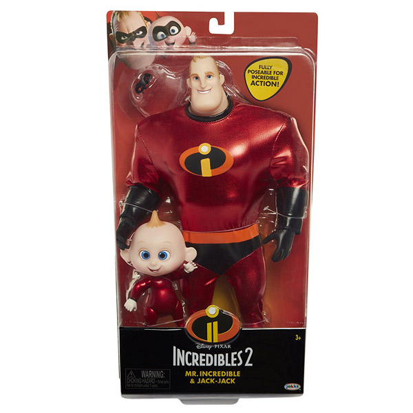 Incredibles 2 Figure set Giveaway
